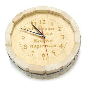Часы в баню